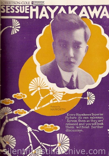Sessue Hawakawa ad