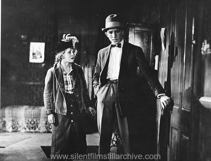 Mary Pickford and Herbert Standing in AMARILLY OF CLOTHES-LINE ALLEY (1918)