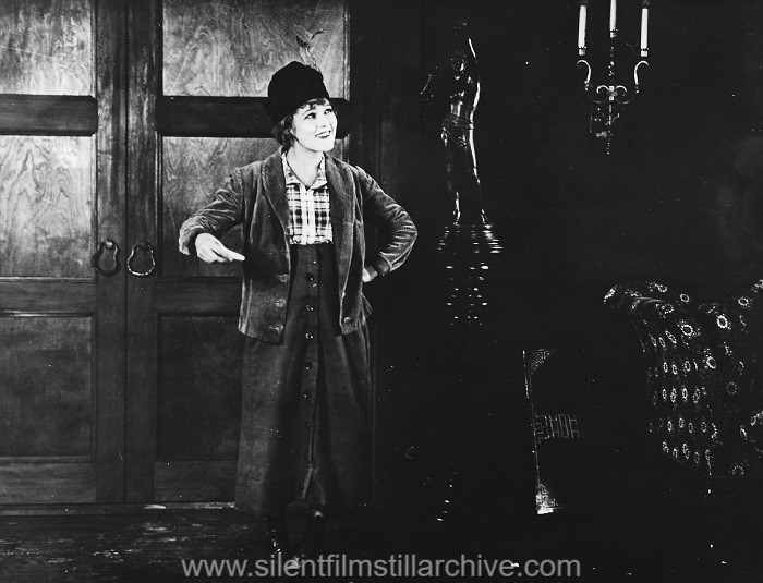 Mary Pickford in AMARILLY OF CLOTHES-LINE ALLEY (1918)