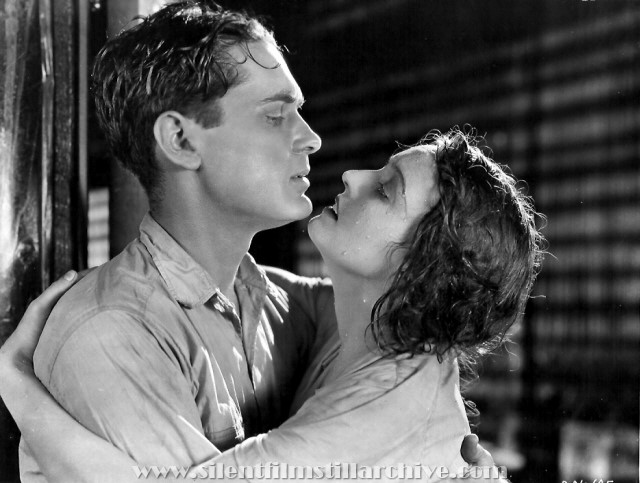 Doris Kenyon and Lloyd Hughes in IF I MARRY AGAIN (1925)