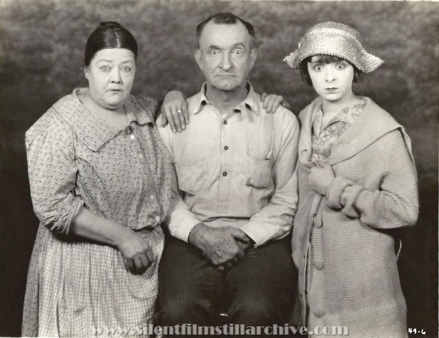 IRENE (1926) with Kate Price, Charlie Murray, and Colleen Moore.