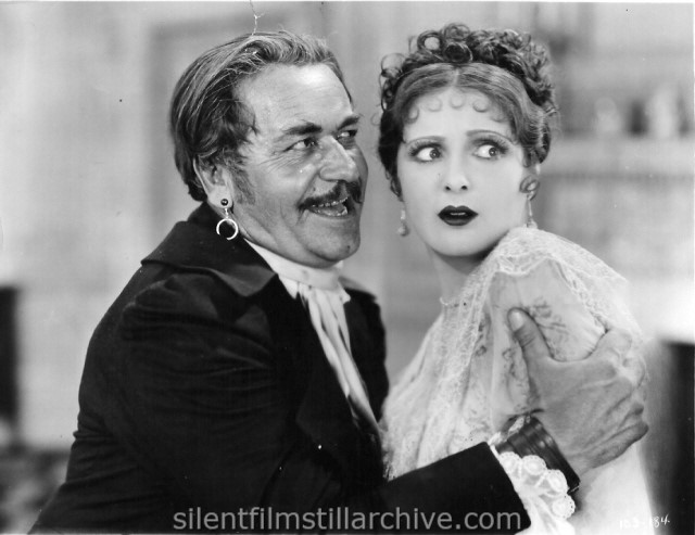 Noah Beery and Billie Dove in THE LOVE MART (1927)