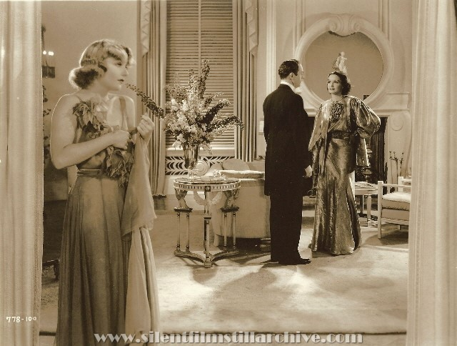 Carole Lombard, William Powell, and Gail Patrick in MY MAN GODFREY (1936).