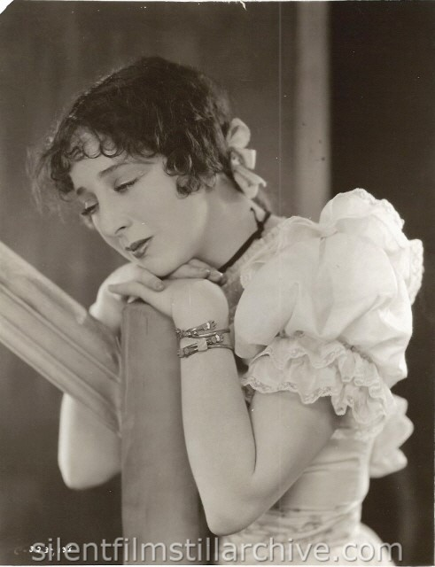 THE NIGHT FLYER (1928) with Jobyna Ralston