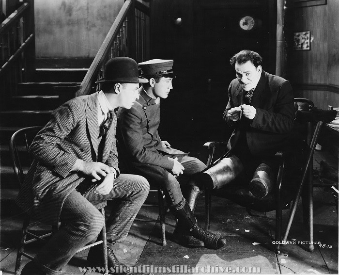 THE PENALTY (1920) with Lon Chaney, Sr.
