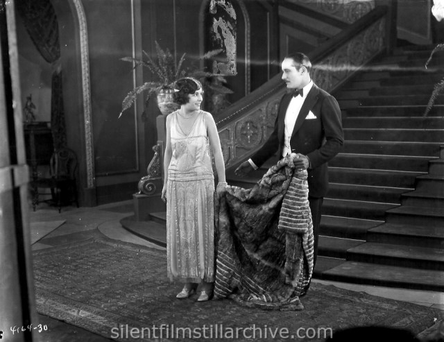 Virginia Valli and Norman Kerry in THE PRICE OF PLEASURE (1925)