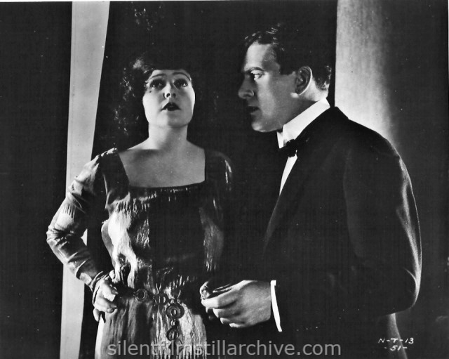 Norma Talmadge and Thomas  Meighan in THE PROBATION WIFE (1919)