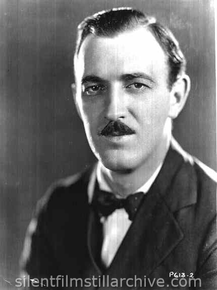 Raymond Griffith publicity photo
