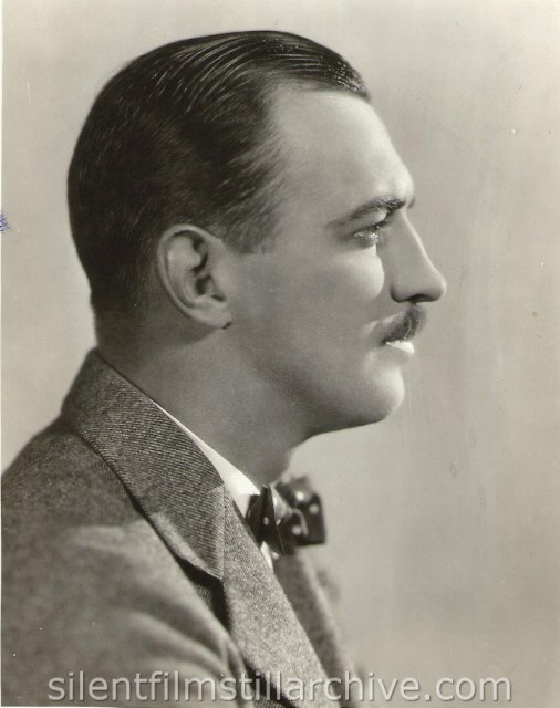 Raymond Griffith photo by Eugene Robert Richee