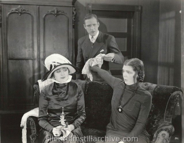 THE UNCHASTENED WOMAN (1925) with Theda Bara, John Miljan and Dale Fuller