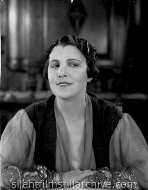 Leatrice Joy in THE WEDDING SONG (1925)