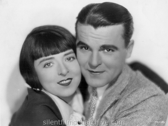 Colleen Moore and Neil Hamilton in WHY BE GOOD? (1929)