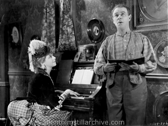 Colleen Moore and Ford Sterling in SO BIG (1924)